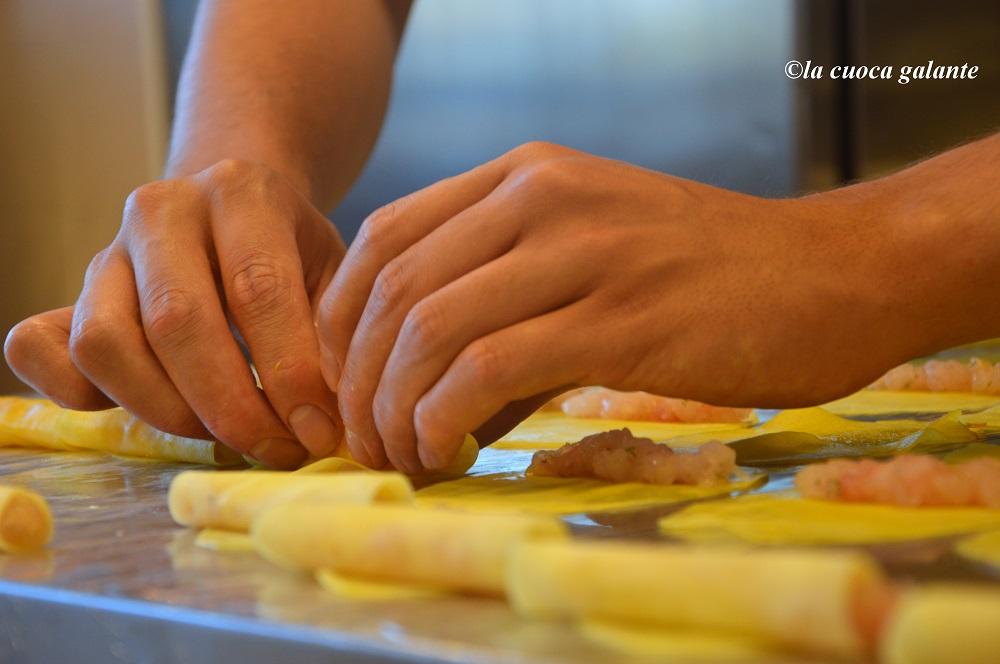 uno chef e la pasta