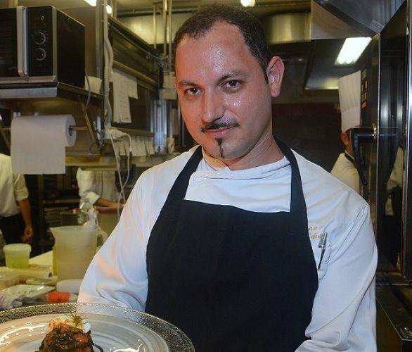 Ristorante Locanda Don Serafino: chef Vincenzo Candiano