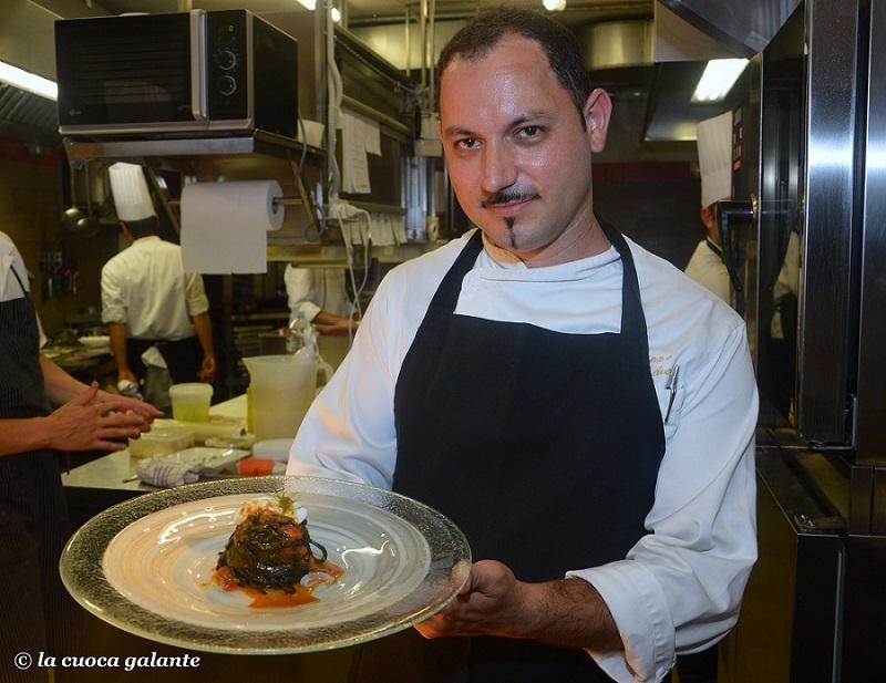 Ristorante Locanda Don Serafino - chef Vincenzo Candiano