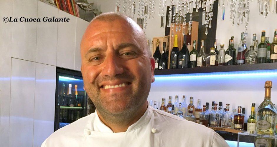 Ristorante I Pupi: chef Tony Lo Coco