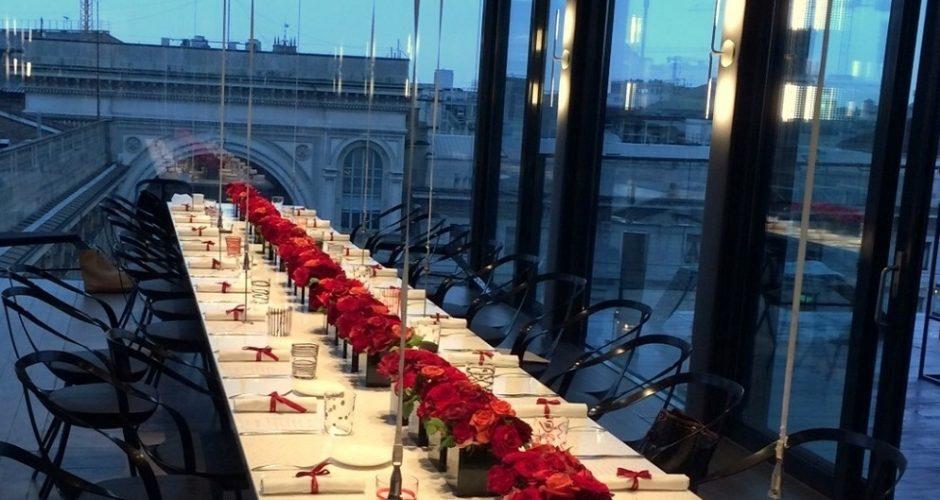 Cartier al Priceless sceglie lo chef Pietro D'Agostino