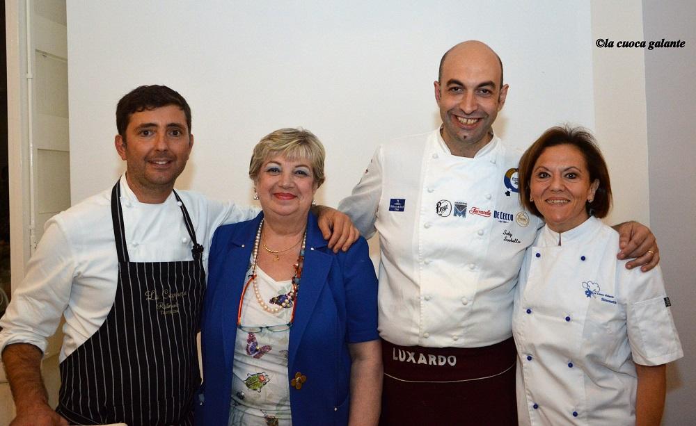 gruppo-chef-cucina siciliana