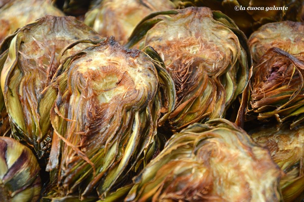 carciofi-arrosto