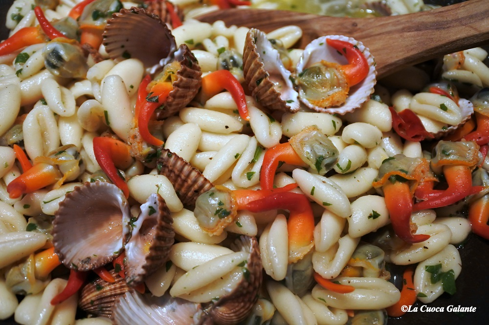 cavatelli ai frutti di mare