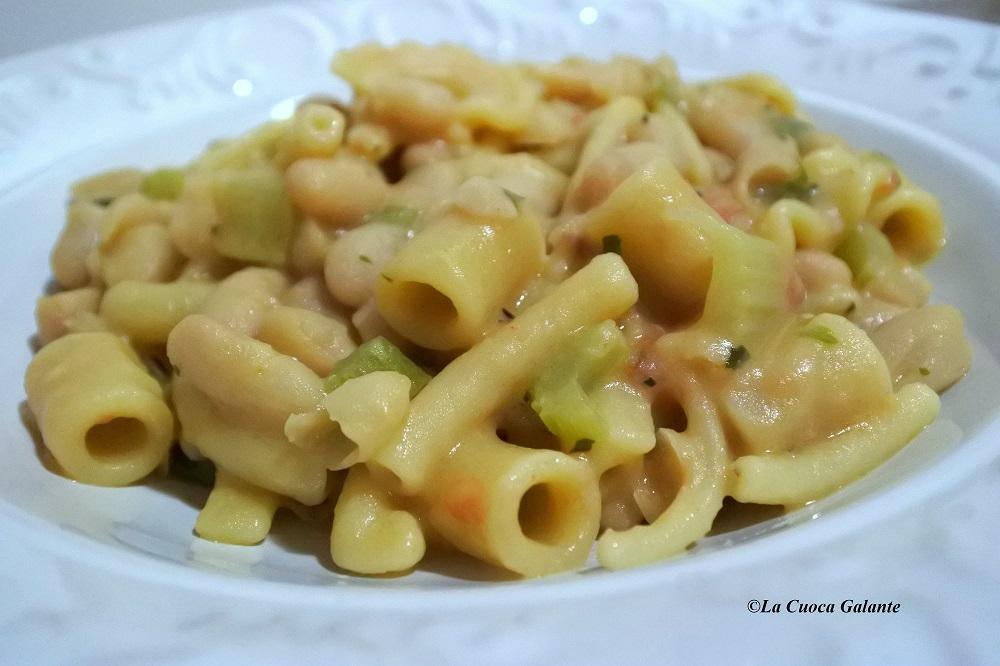 Pasta E Fagioli La Cuoca Galante Cucina Napoletana