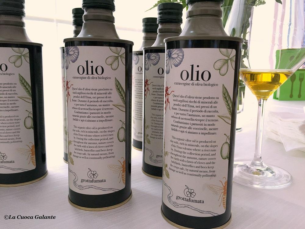 L'olio extravergine Grottafumata di Mauro Cutuli