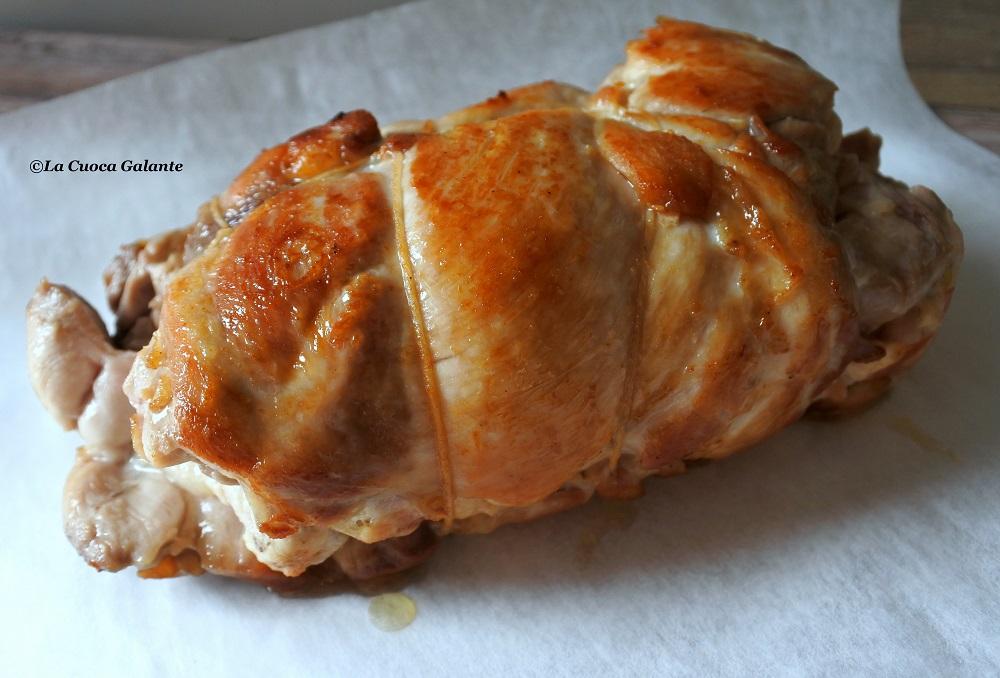galantina di pollo
