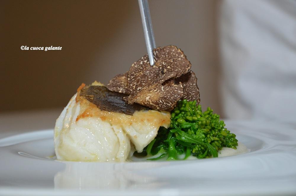 ristorante Veritas - baccalà