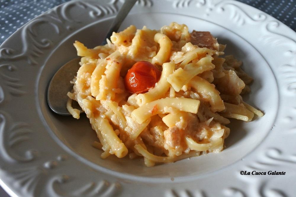 Pasta e cavolo: la ricetta napoletana.