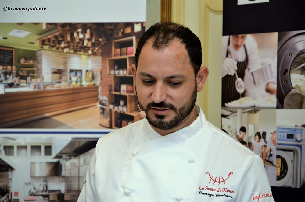 Sicilia Continente Gastronomico - chef candiano