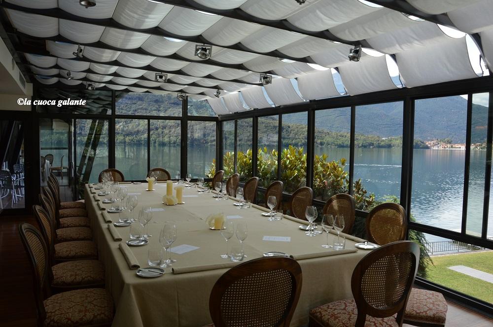 Marco Sacco - Ristorante Piccolo Lago