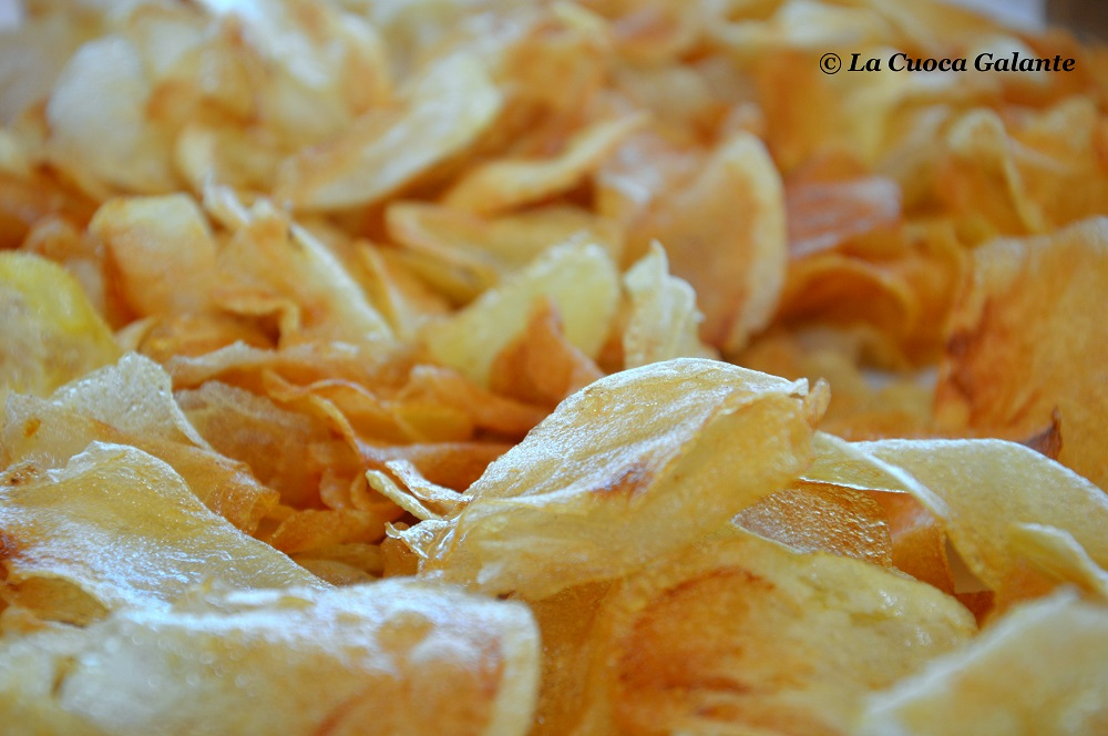 Frittura perfetta - patate