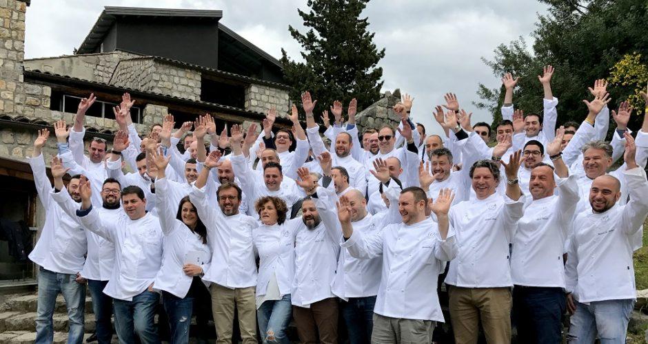 Gli chef Chic verso il futuro della ristorazione.