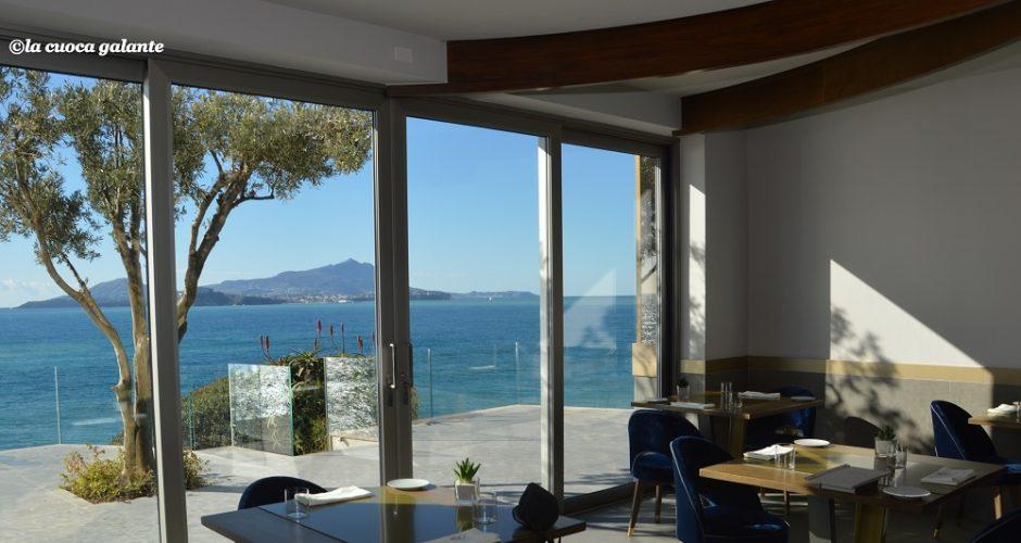 Ristorante Caracol, una cucina gourmet sul mare.