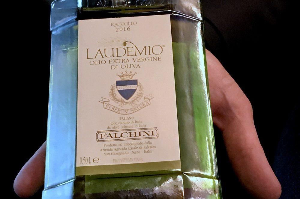 Premio Laudemio : l'extravergine incontra l'alta cucina.
