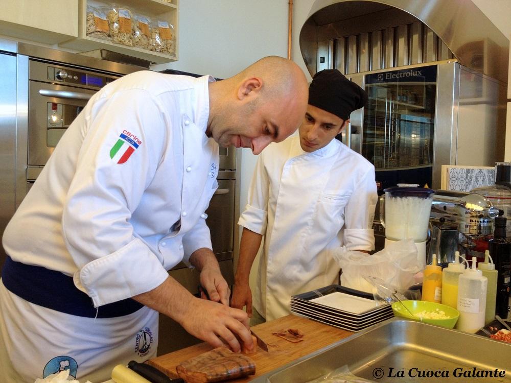 il-cuoco-Sebi-Sorbello-in-cucina-