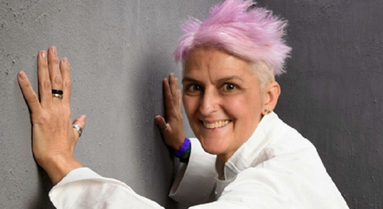 A lezione di cucina da Cristina Bowerman.