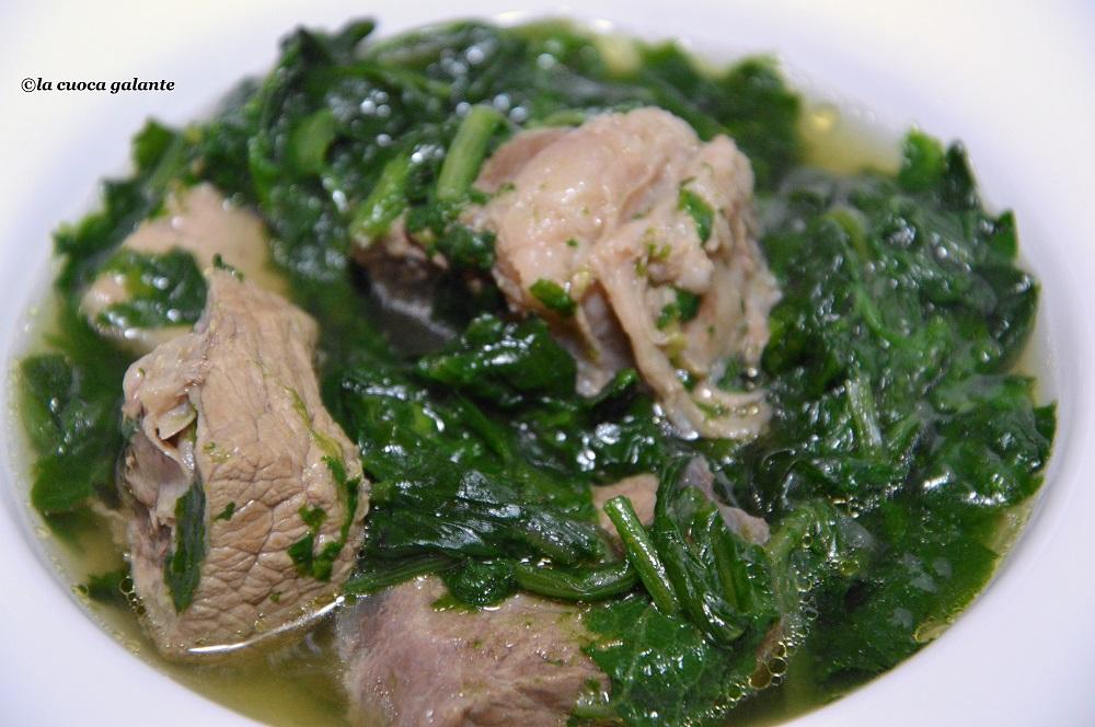 minestra maritata - cucina napoletana