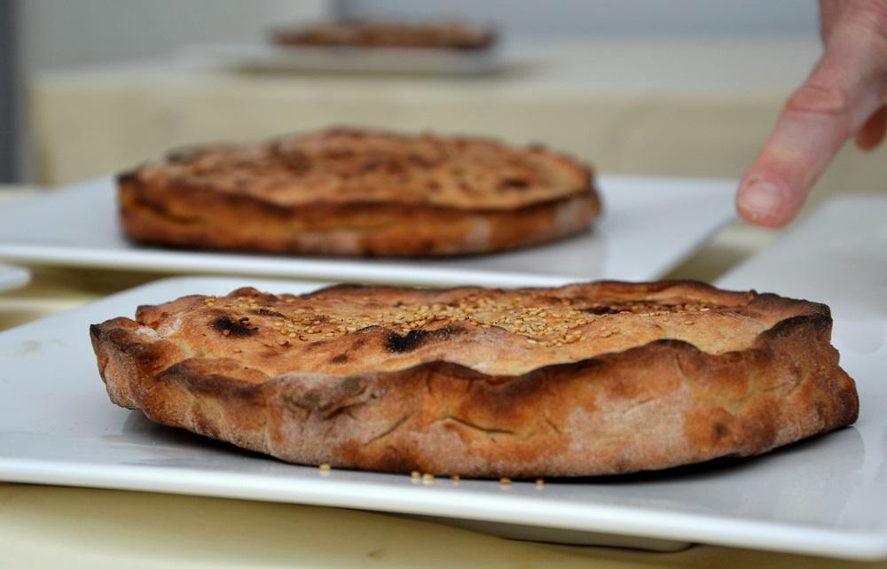 A 'mpanata di Peppe Arcidiacono, pizzaiolo di In un angolo di mondo