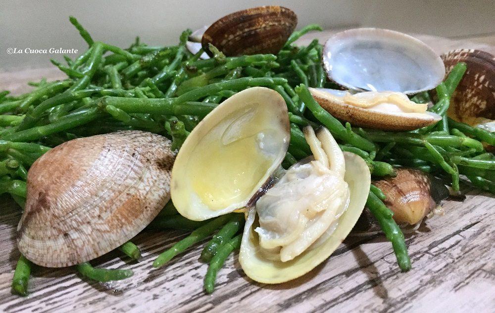 La salicornia: il prezioso asparago di mare