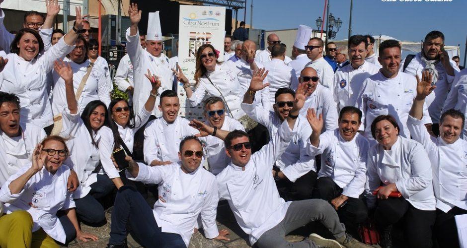 Cibo Nostrum 2016: la Sicilia scende in piazza.