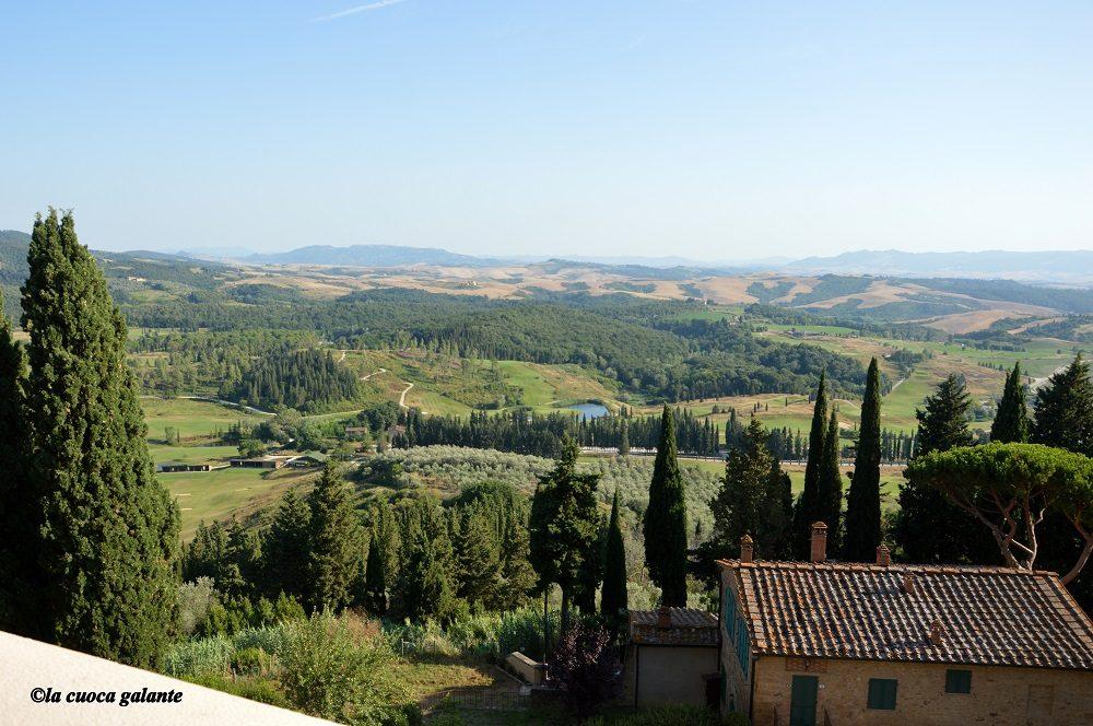 """""""Toscana Resort Castelfalfi"""" per sognare immersi nel lusso."""