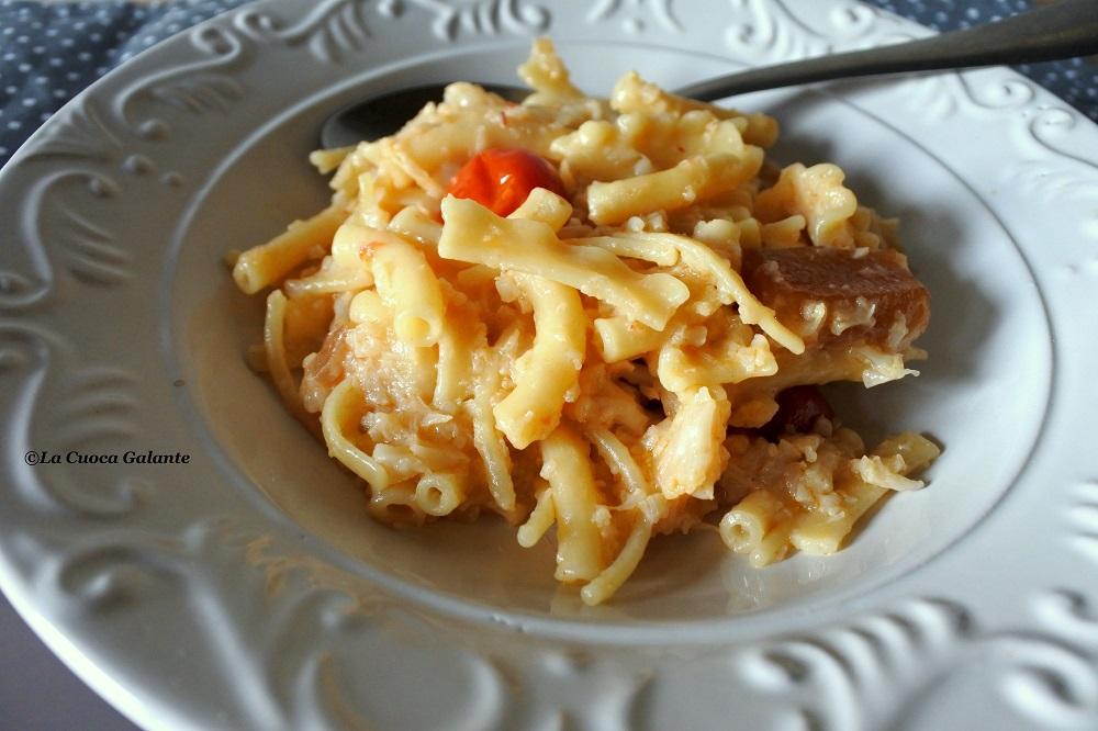pasta e cavolo - cucina napoletana
