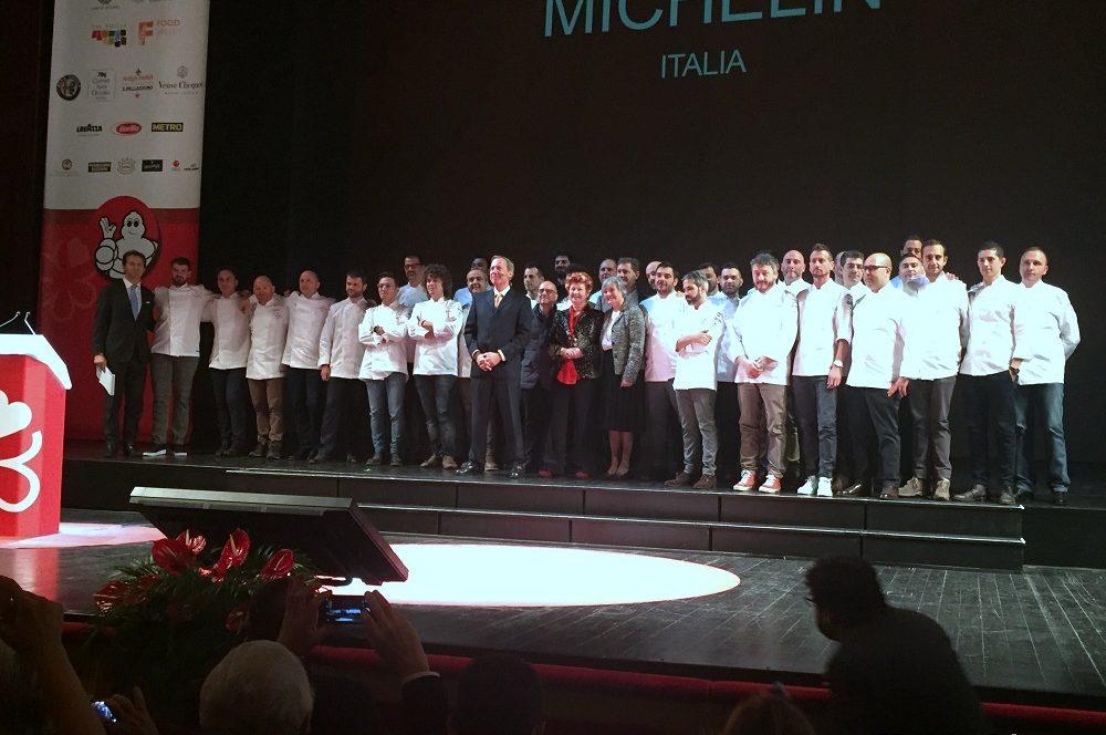 Guida Michelin: tutto sulle stelle del 2017