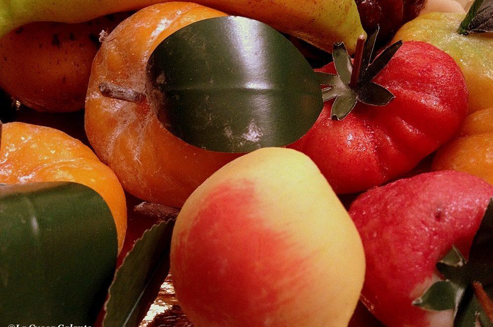 Sapete come fare in casa la frutta martorana ??