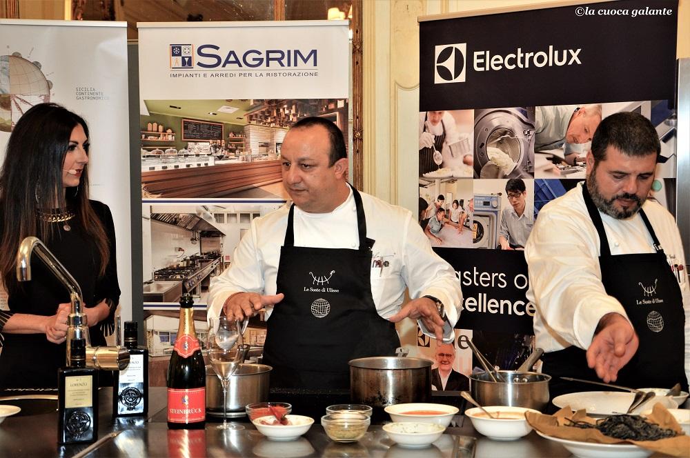 Sicilia Continente Gastronomico - ciccio sultano