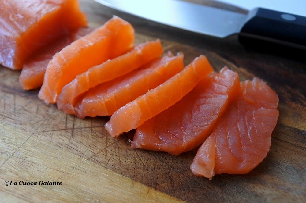 Salmone affumicato Loch Fyne