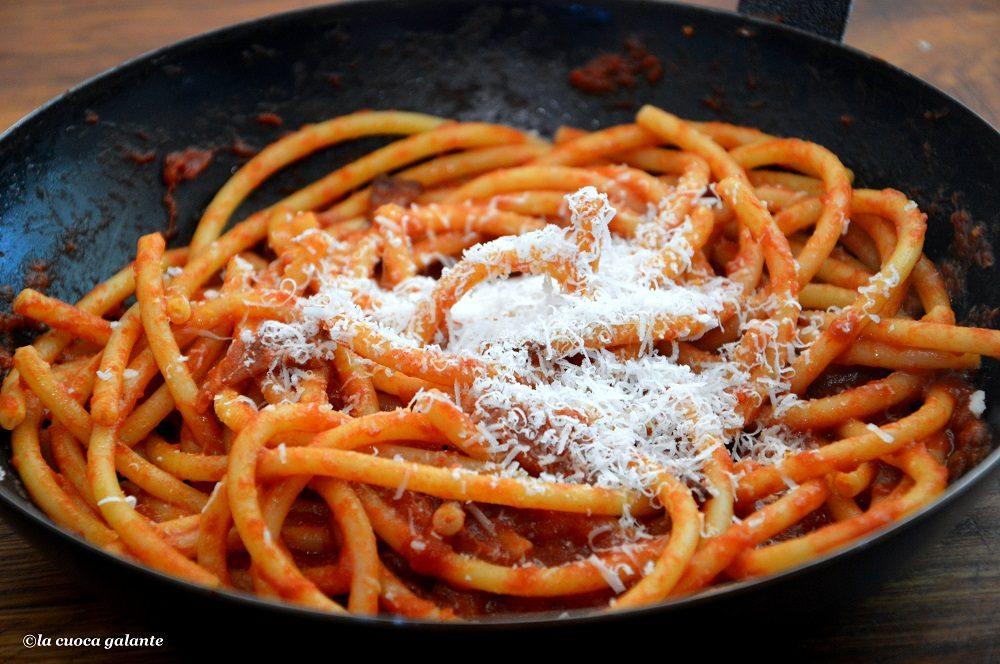 Amatriciana … un piatto ricco di storia e di sapore