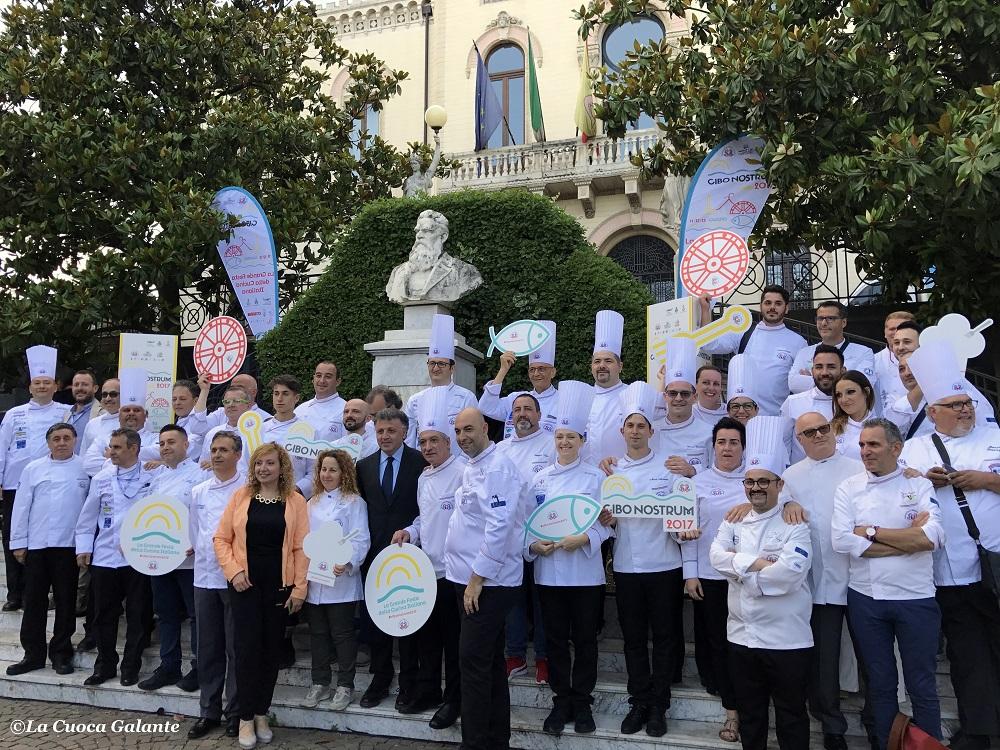 Cibo Nostrum 2017 - sicilia