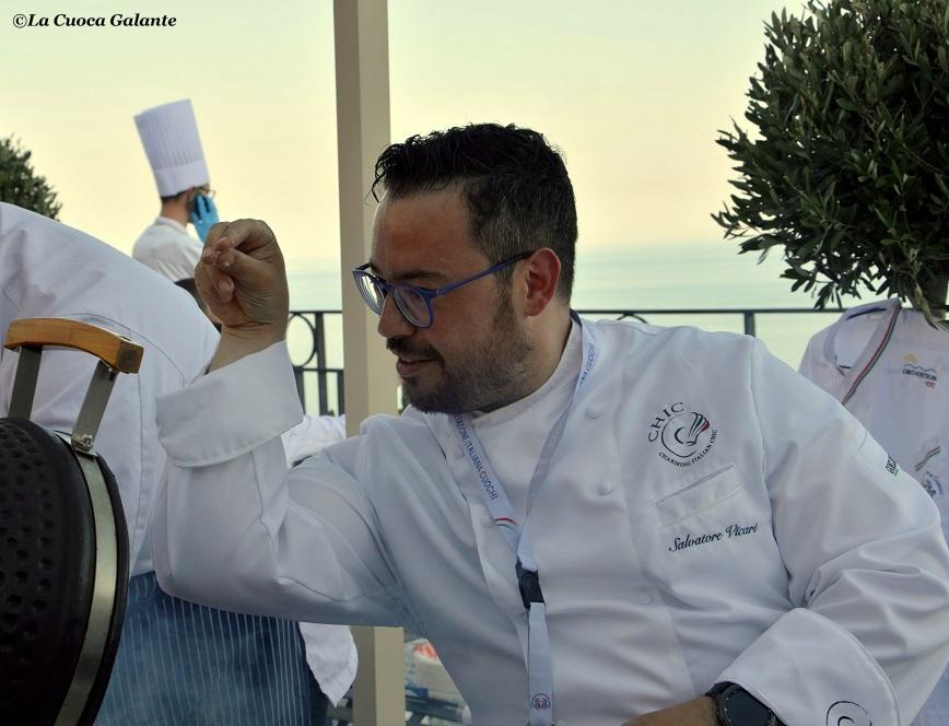 Chicchi di riso e uva di Sicilia - Salvatore Vicari