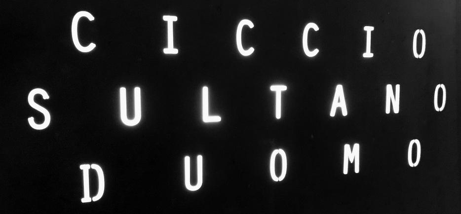 La Sicilia di Ciccio Sultano.