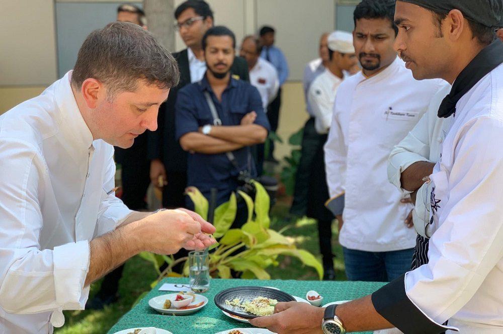 Culinary Farm: la scuola di cucina mediterranea in India.