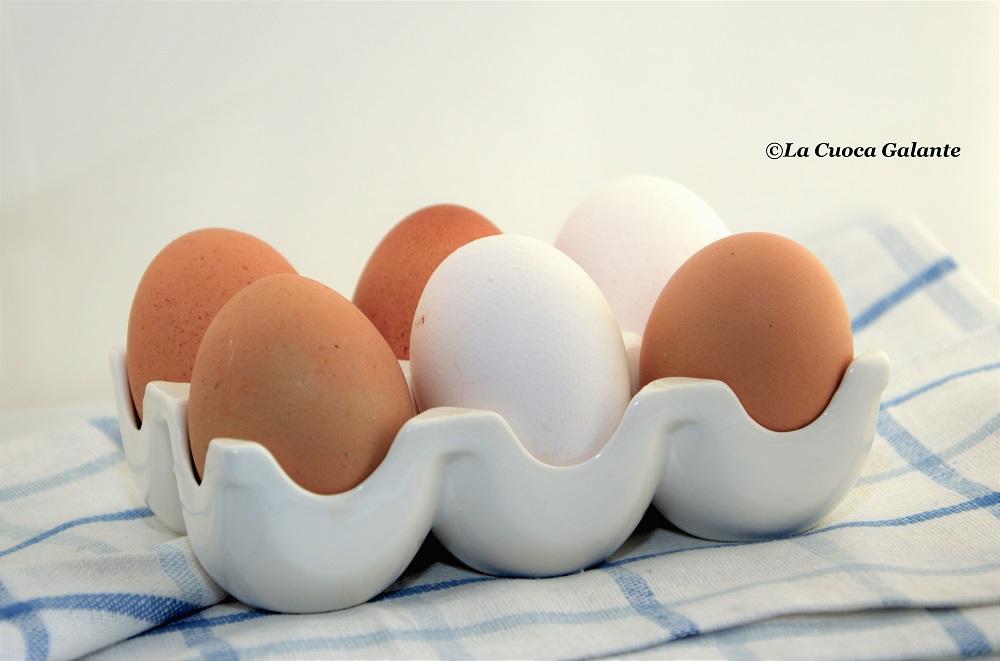 pranzo di Pasqua - uova