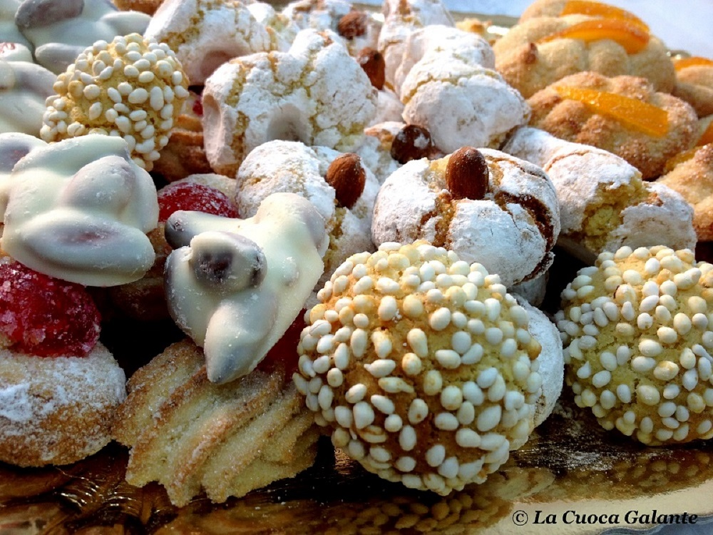 frutta martorana - pasta reale