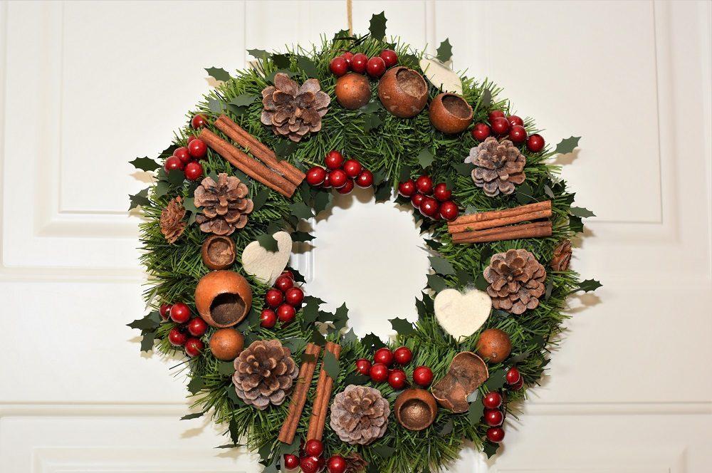 ghirlanda natalizia-natale-preparazione